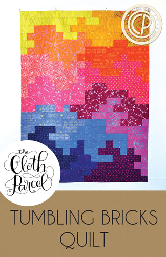 Tumbling Bricks Quilt