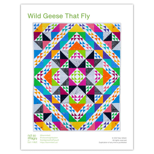 Wild Geese That Fly