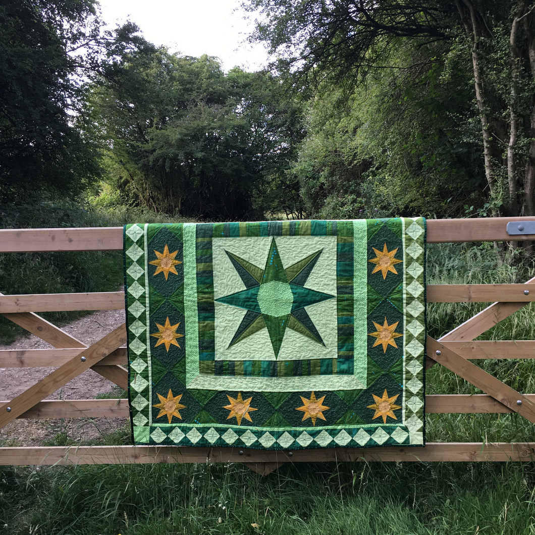 Ashley's Star Quilt