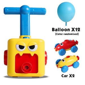 Balloon car