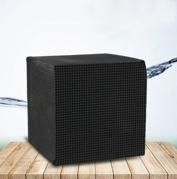 Eco-Aguarium Water Purifier Cube