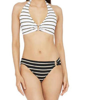 Womens Lauren Ralph Lauren 2 Pc O-Ring Front Halter Bikini Swimsuit - Gmbu Apparel