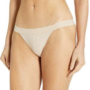 DKNY Women's Classic Cotton Thong Panty - Gmbu Apparel