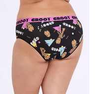 TORRID WOMENS GUARDIANS OF THE GALAXY PANTY - Gmbu Apparel
