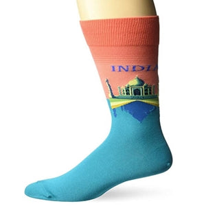 Hot Sox Men's Classic Fashion Crew Socks - Gmbu Apparel