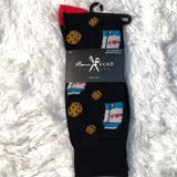 Marc Ecko Cut & Sew Mens Novelty Crew Socks - Gmbu Apparel