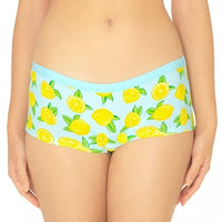 Juniors' SO Boxy Boyshort - Gmbu Apparel