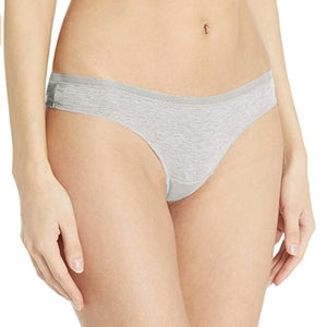 OnGossamer Women's Cabana Cotton Lounge Low-Rise Thong Panty - Gmbu Apparel