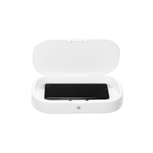 Load image into Gallery viewer, BozBox UV-C Light Sanitizer and Wireless Charging Device