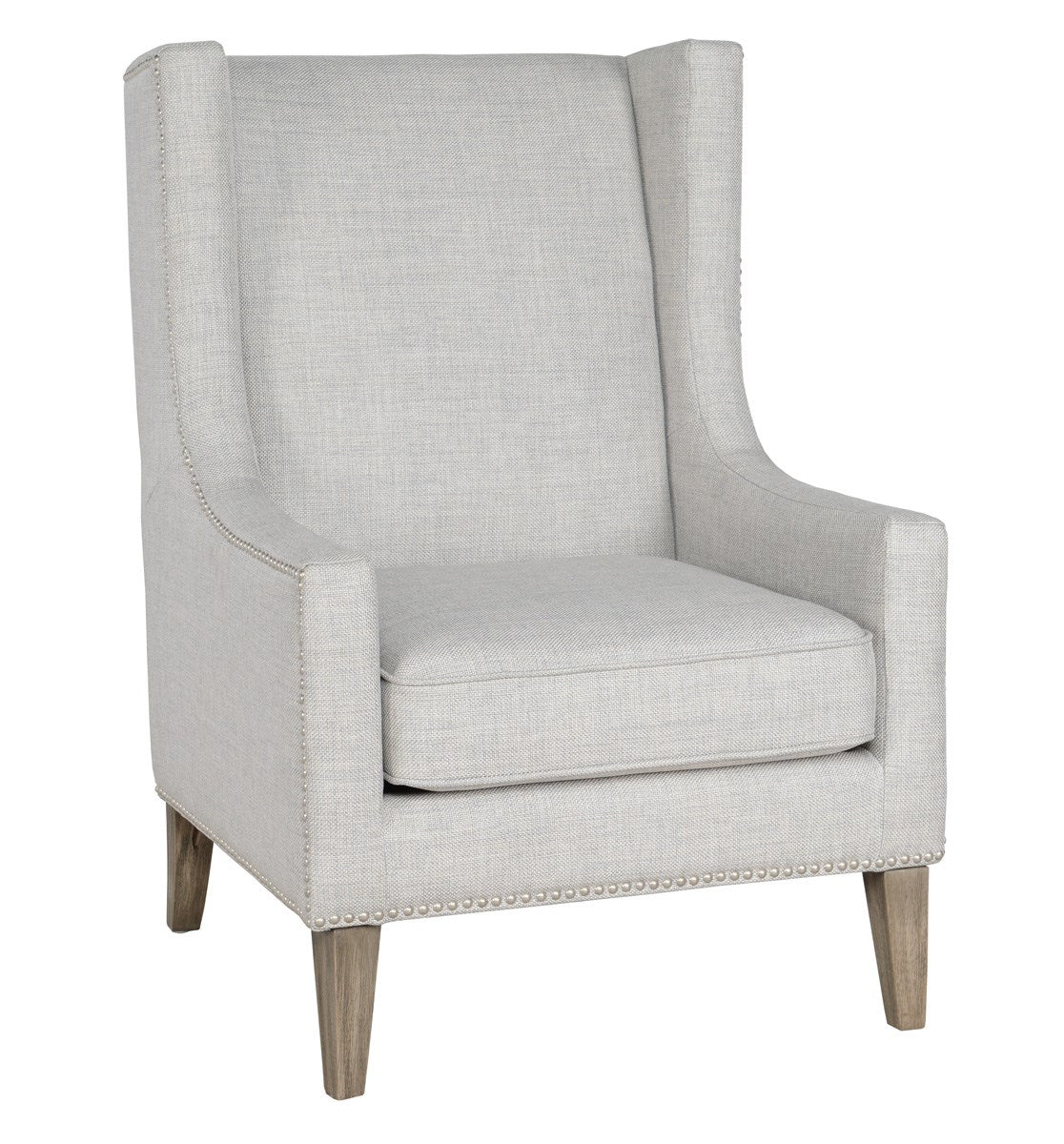 Erie Club Chair in Gray