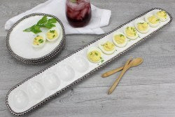 Pampa Bay Beaded Deviled Egg Tray