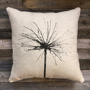 Nature's Firework Pillow
