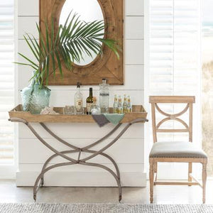 Planter's Console Table