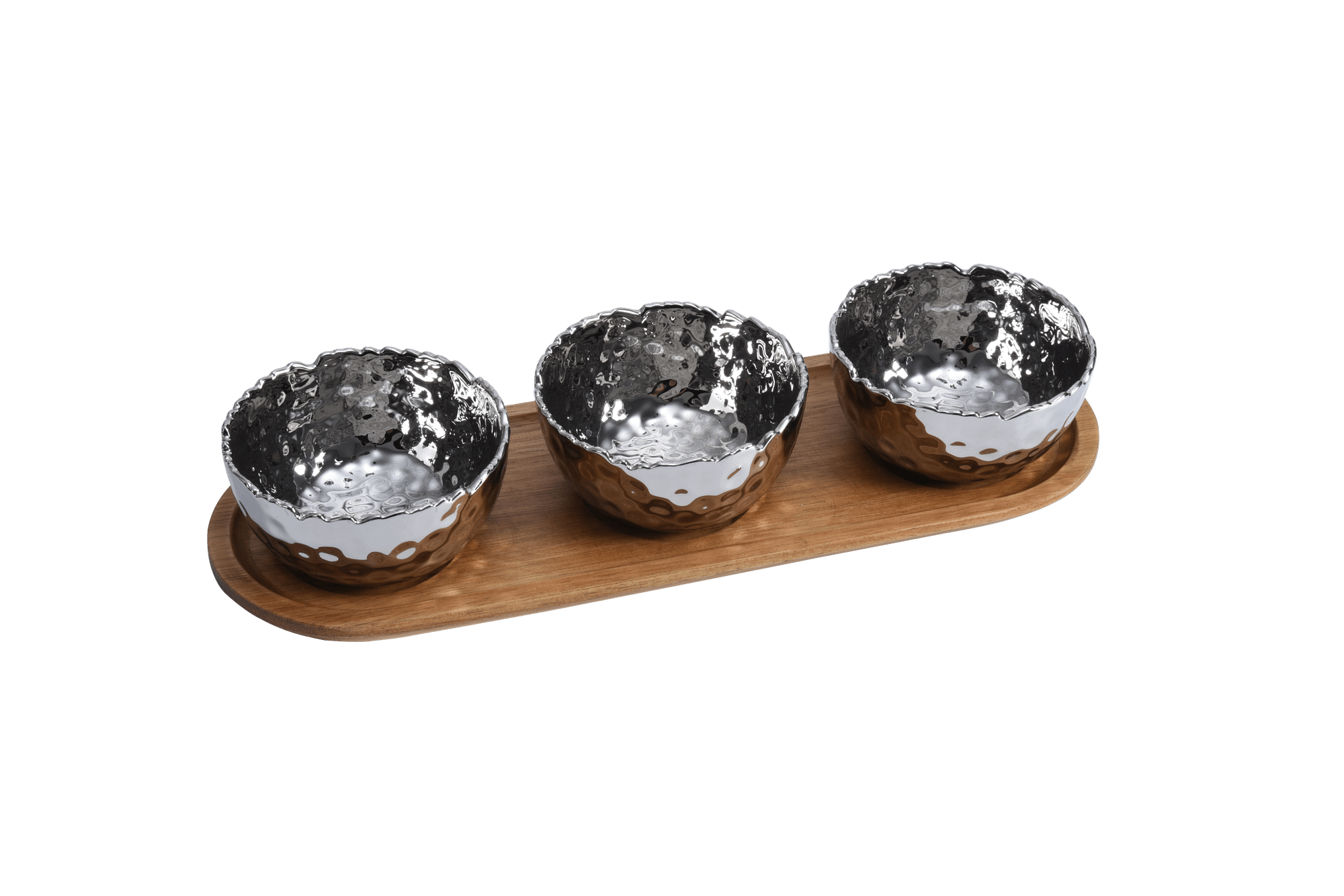 Pampa Bay Entertaining Set - 4 Piece