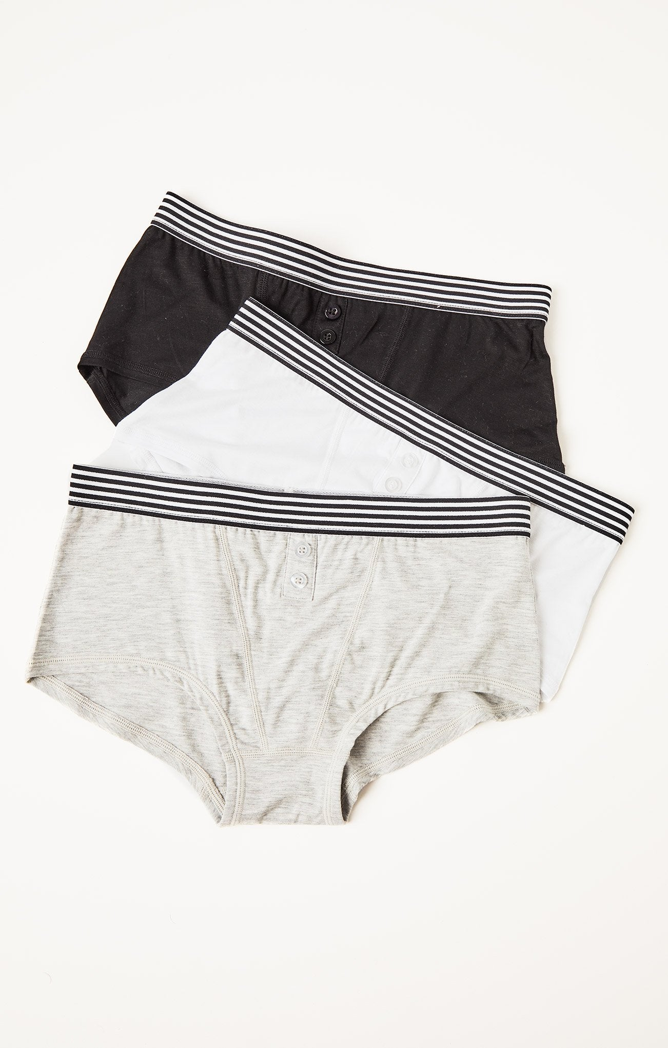 3-Pack Boy Short