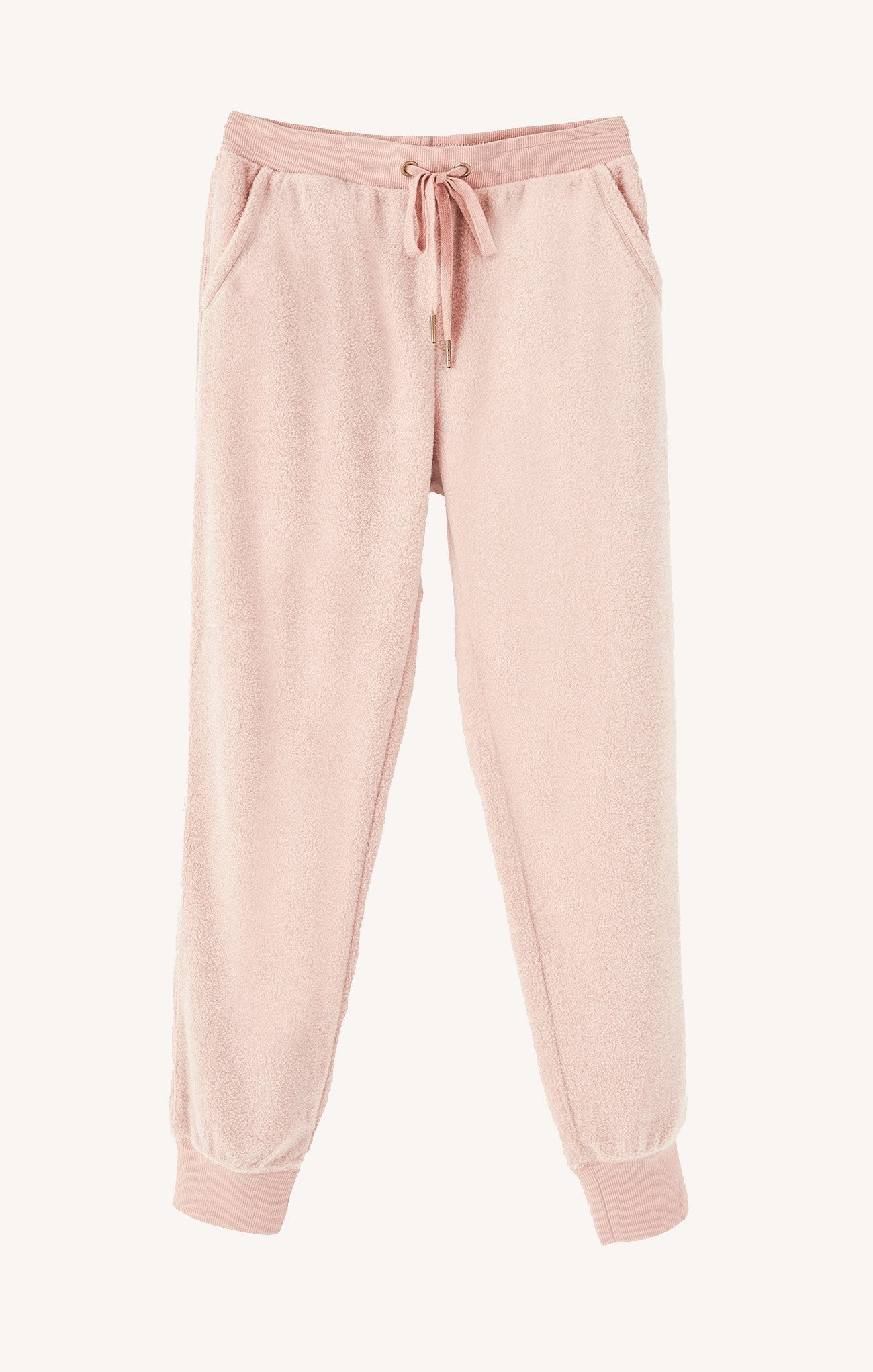 Lazy Days Fleece Jogger - Wild Flower