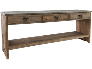 Ellen 3 Drawer Console Table