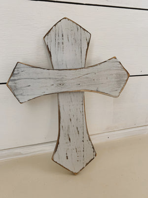 Wooden Hanging Cross