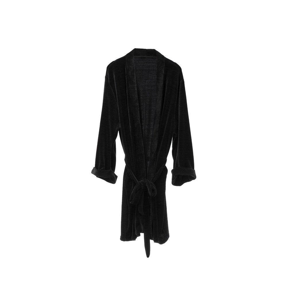Velour Bathrobe