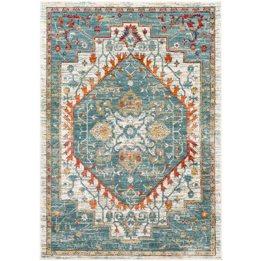 Rug Sample:  Herati