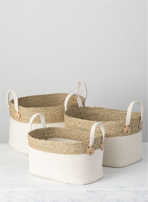Natural Basket - Medium