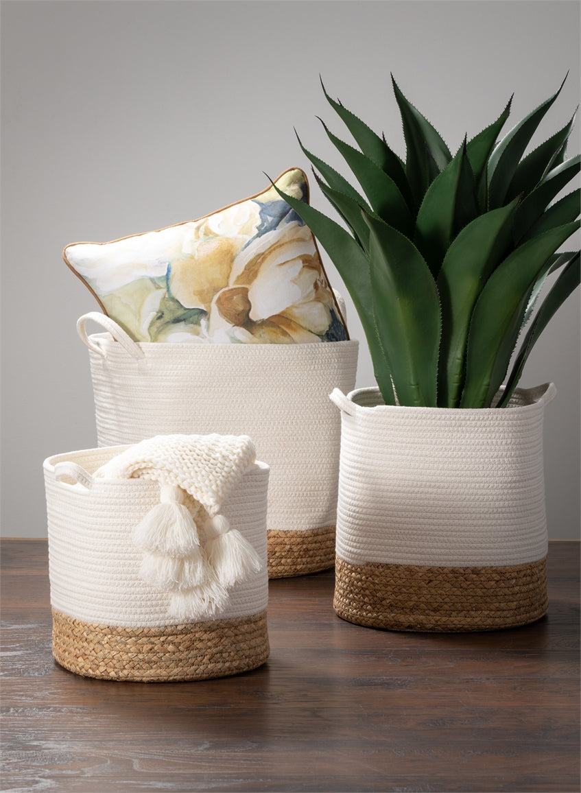 Water Hyacinth Basket - small