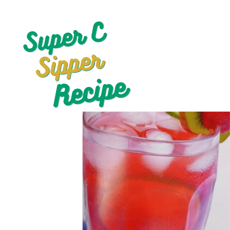 Super C Sipper Recipe