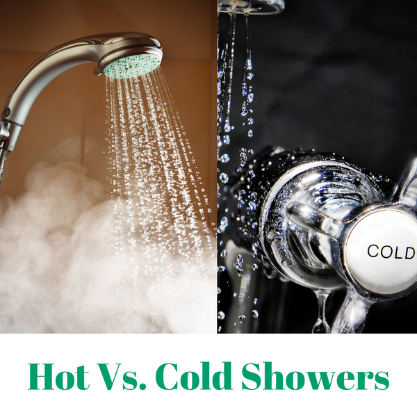 Shower Debate: Cold vs. Hot Showers
