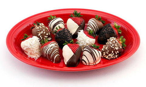 Hand Dipped Strawberries