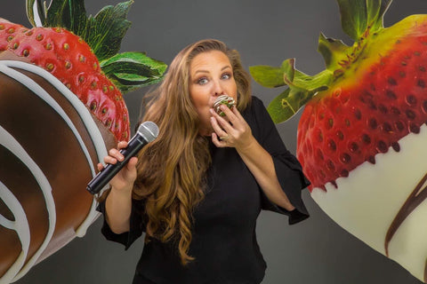 Shari Fitzpatrick Creator of the Gourmet Strawberry Gift