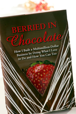 Shari's Chocolate Dipped Book -  Enter code BOOK at checkout for FREE SHIPPING on book orders.