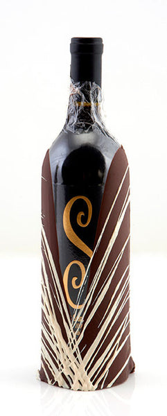 One Dipped Bottle of Shari's Grand Reserve Wine