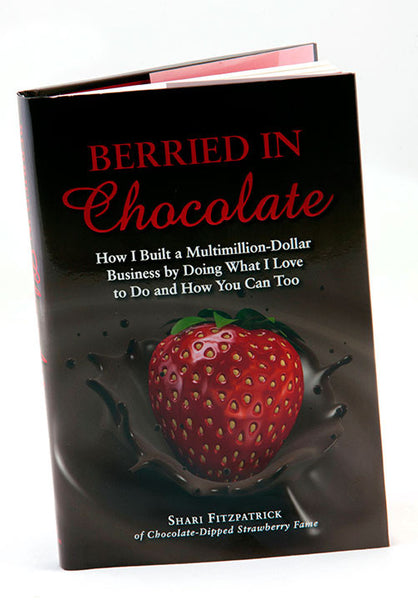 Book - Berried in Chocolate
