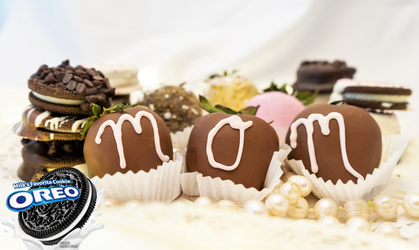 1/2 Dozen Mother's Day Berries and One Dozen Mother's Day Chocolate Covered Oreos®