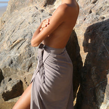 Load image into Gallery viewer, Lucia Wrap Skirt in Fawn