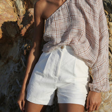 Load image into Gallery viewer, Joni Shorts in Ivory
