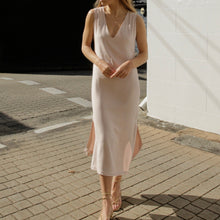 Load image into Gallery viewer, Clementine Dress in Dusty Pink
