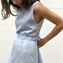 Load image into Gallery viewer, Clementine Dress in Sky Blue