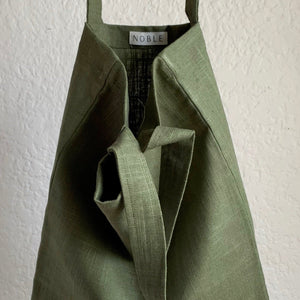 Noble Tote in Olive