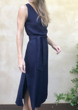 Load image into Gallery viewer, Clementine Dress in Navy