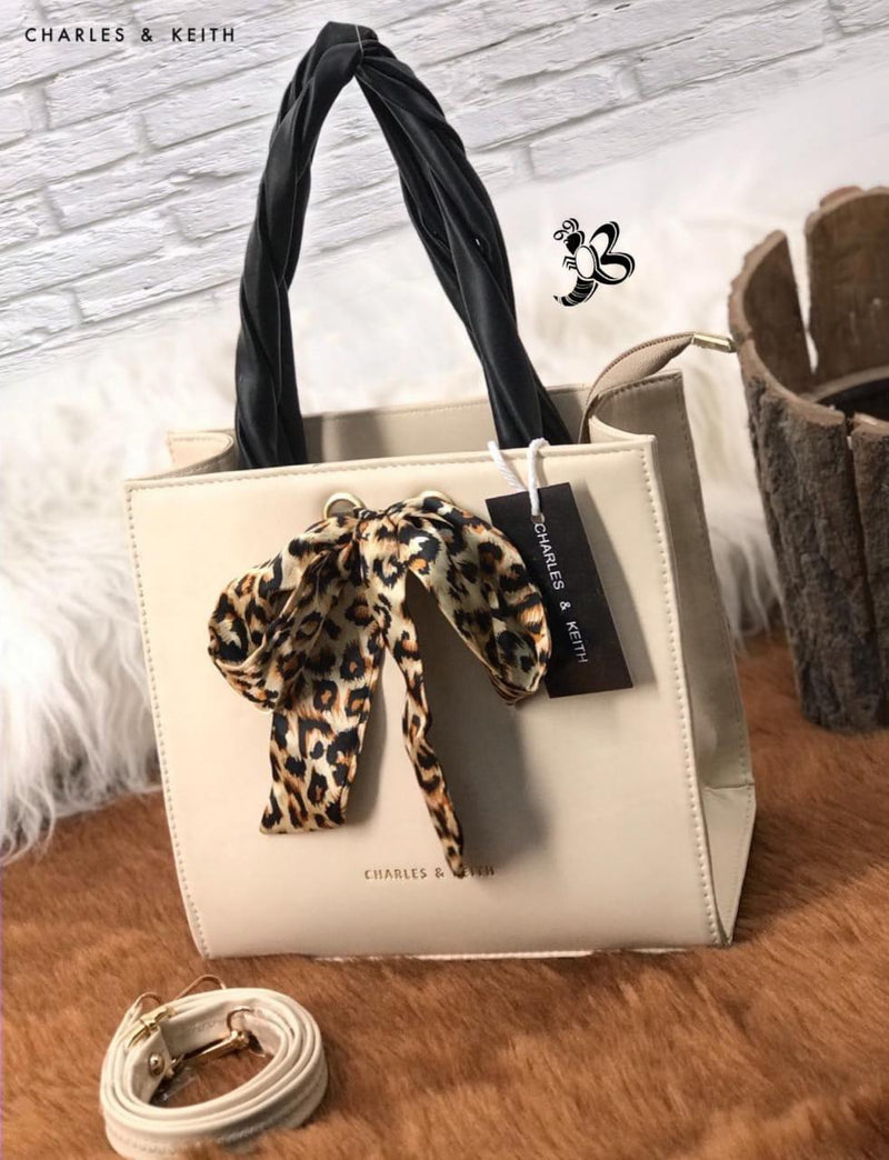 Imported High Quality Charles & Keith - Hand cum Sling Bag