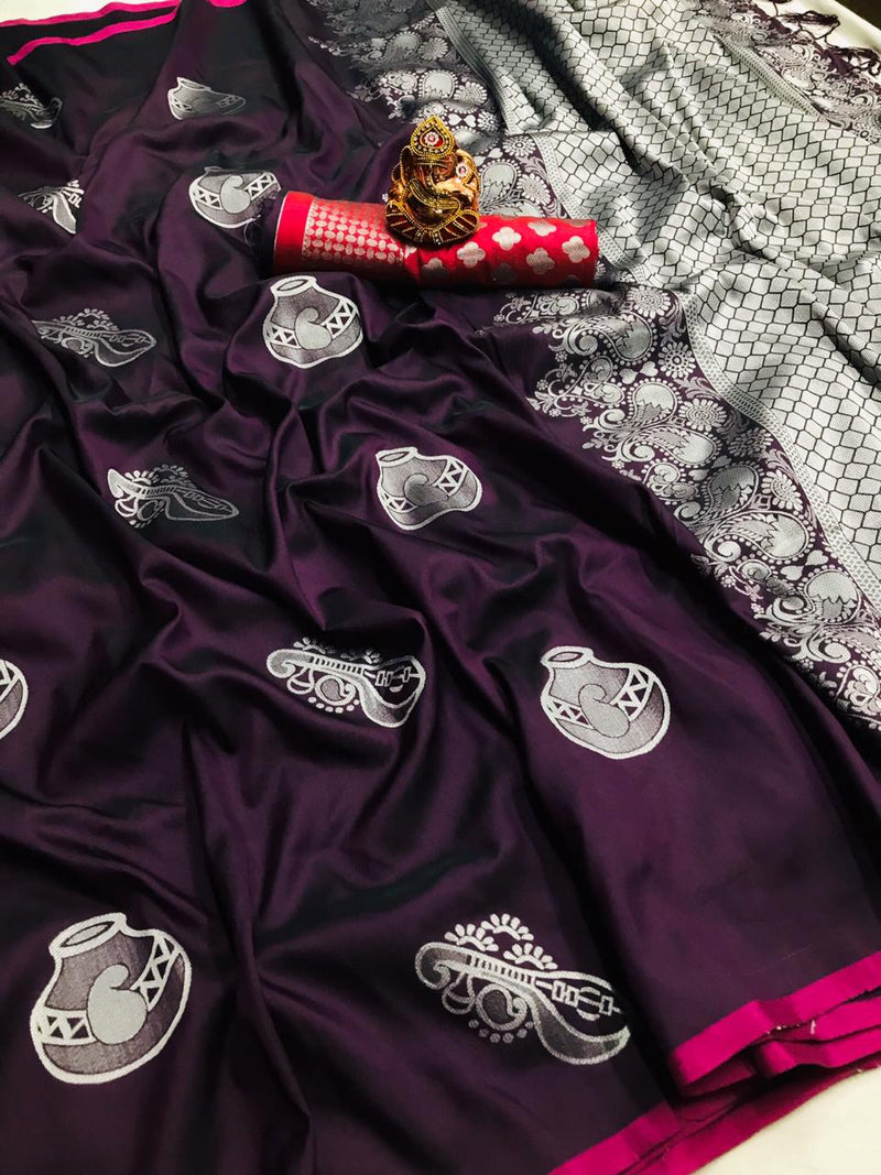 Superhit Silk Saree