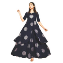 Stylish Rayon Women's Gown
