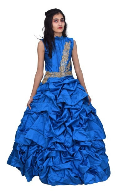 Designed Beautiful Evening Gown