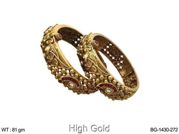 Rani princess antique bangle