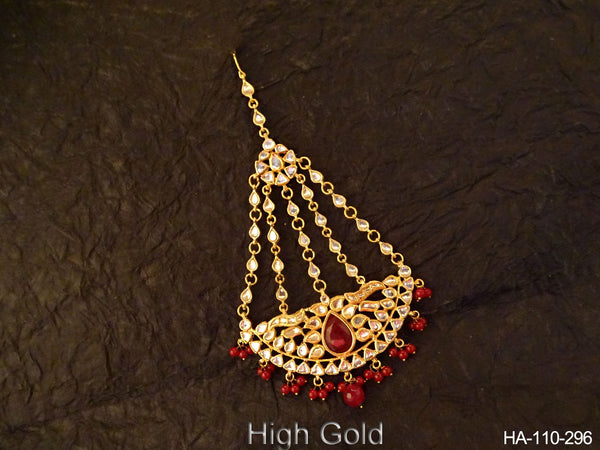 Paan Stone Hijab Style Hair Accessory