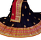 Crepe Lehenga with Keri Border with Odhani - FASHION VERIZON ™