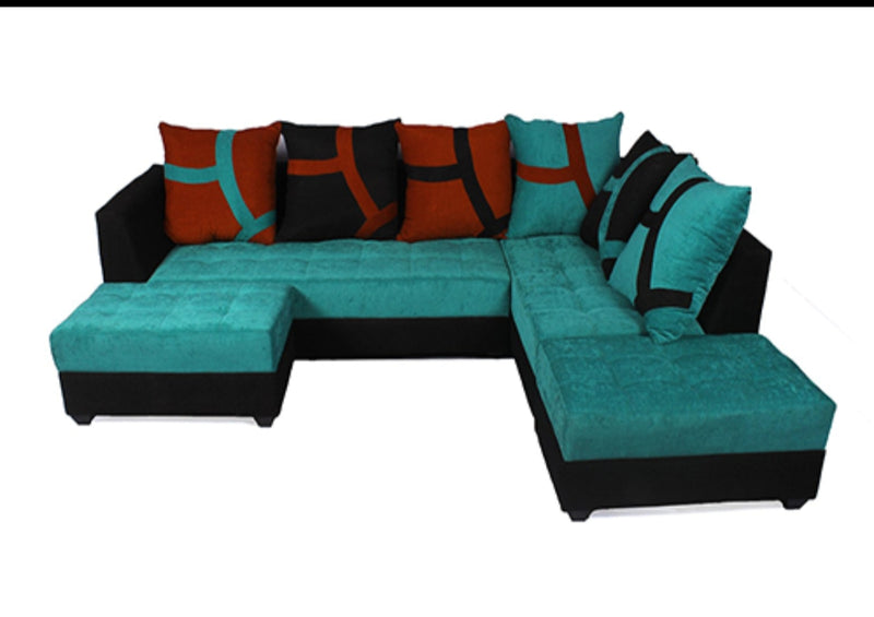 Stylish C Shape Sofa Set