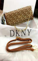 Stylish Beautiful DKNY Purse