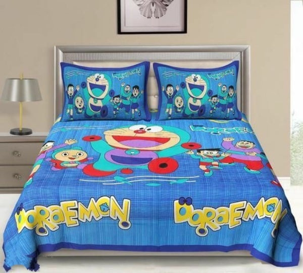 Comfy Cotton Double Bedsheet - FASHION VERIZON ™